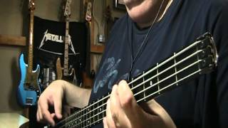 Platinum Blonde Crying Over You Bass Cover