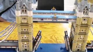 Lfw2010 - Tower Bridge Speedbuilding, Part 3