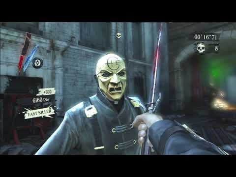 Dishonored - All Dunwall City Trials (3 Stars)