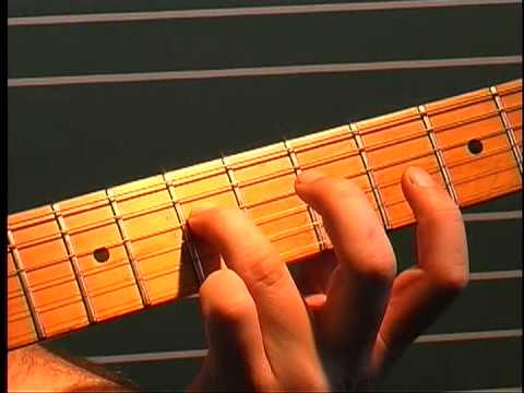 How To Play Stranglehold by Ted Nugent – Adam Smith Guitar Lesson