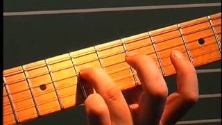 How To Play Stranglehold by Ted Nugent - Adam Smith Guitar Lesson
