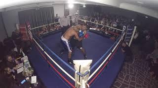 Ultra Boxing Championships   Nottingham   Kirk Brown VS Nathaniel Cordon
