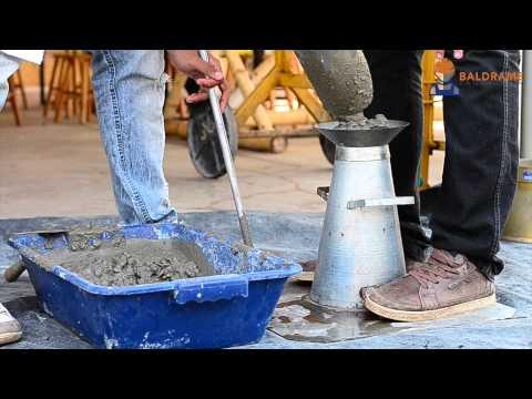 Estudo da Dosagem do Concreto - Método ABCP - Trabalho de Materiais de Construção