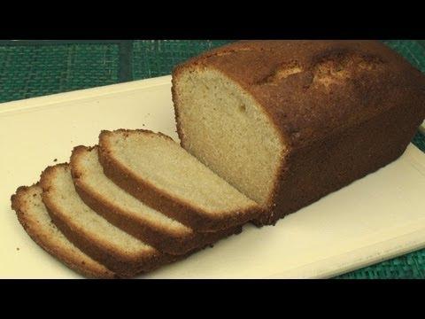 Baking 101: Simple Pound Cake Recipe
