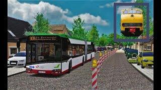 OMSI 2  - Add-on Metropole Ruhrgebiet Duisburg - Oberhausen Solaris Urbino 18 IV