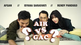 AIR Vs GAC Vote Now