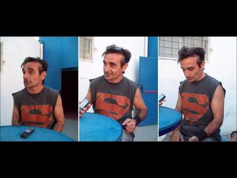 Alberto Superman Troglio - Entrevista + temas ineditos (Radio Nacional Córdoba AM 750)