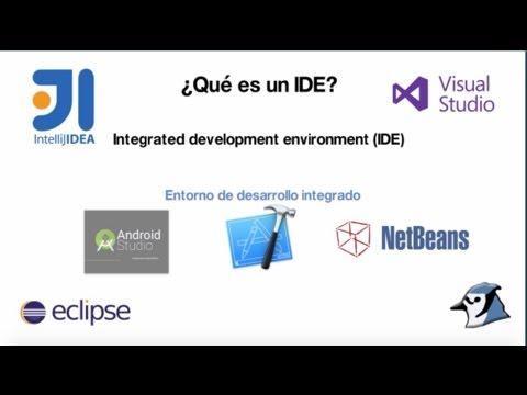 ¿Qué es un IDE? Explicación sencilla y fácil de comprender | Curso iOS 10 y Swift 3 Lección # 1