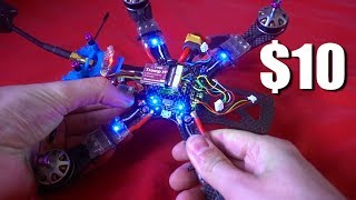 Affordable Lost Drone Buzzer - Works When Battery Is Thrown