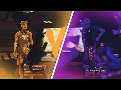 NBA 2K18 VC WAGER VS THE BEST CLAN IN THE GAME