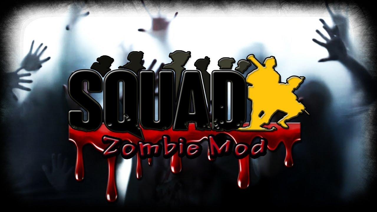 ZOMBIE Everywhere!! - Zombie Mod Squad Gameplay