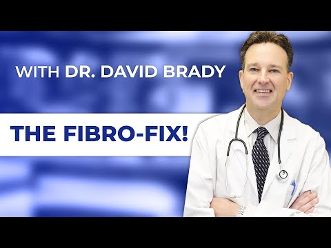 Fibromyalgia Treatment with Dr. David Brady on The Wellness Hour with Randy Alvarez