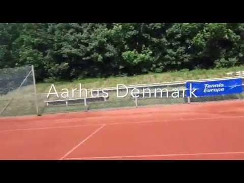 Emma Shasteen Wins Tennis Europe Tournament In Aarhus Denmark