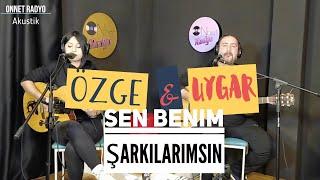 Özge & Uygar - Sen Benim Şarkılarımsın (Akustik Cover) Resimi