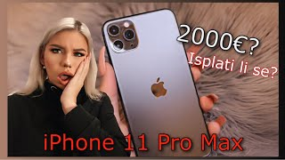 IPHONE 11 PRO MAX / UNBOXING I RECENZIJA
