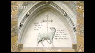 Repeat youtube video G. Rossini - Agnus Dei -  Messe Solennelle - Ala Coroid -  Live