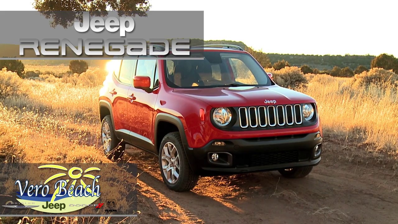 2017 Jeep Renegade Fort Pierce Fl Vero Beach Youtube Vs Fiat 500x