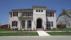 Southgate Homes at The Canals at Grand Park in Frisco TX -  The Catalina Floorplan