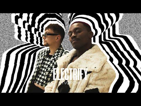 Смотреть клип Tvorchi - Electrify