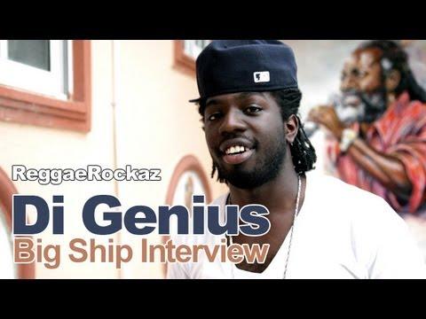 Di Genius - Big Ship Interview