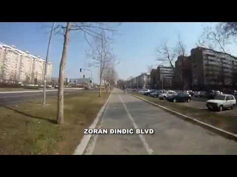 #21 - Belgrade, Serbia - Zemun, NBG, Ada bridge