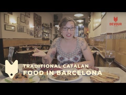 Traditional Catalan Food in Barcelona | Devour Barcelona