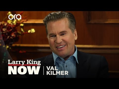 Val Kilmer on channeling Mark Twain, Betty White, and a Top Gun Sequel