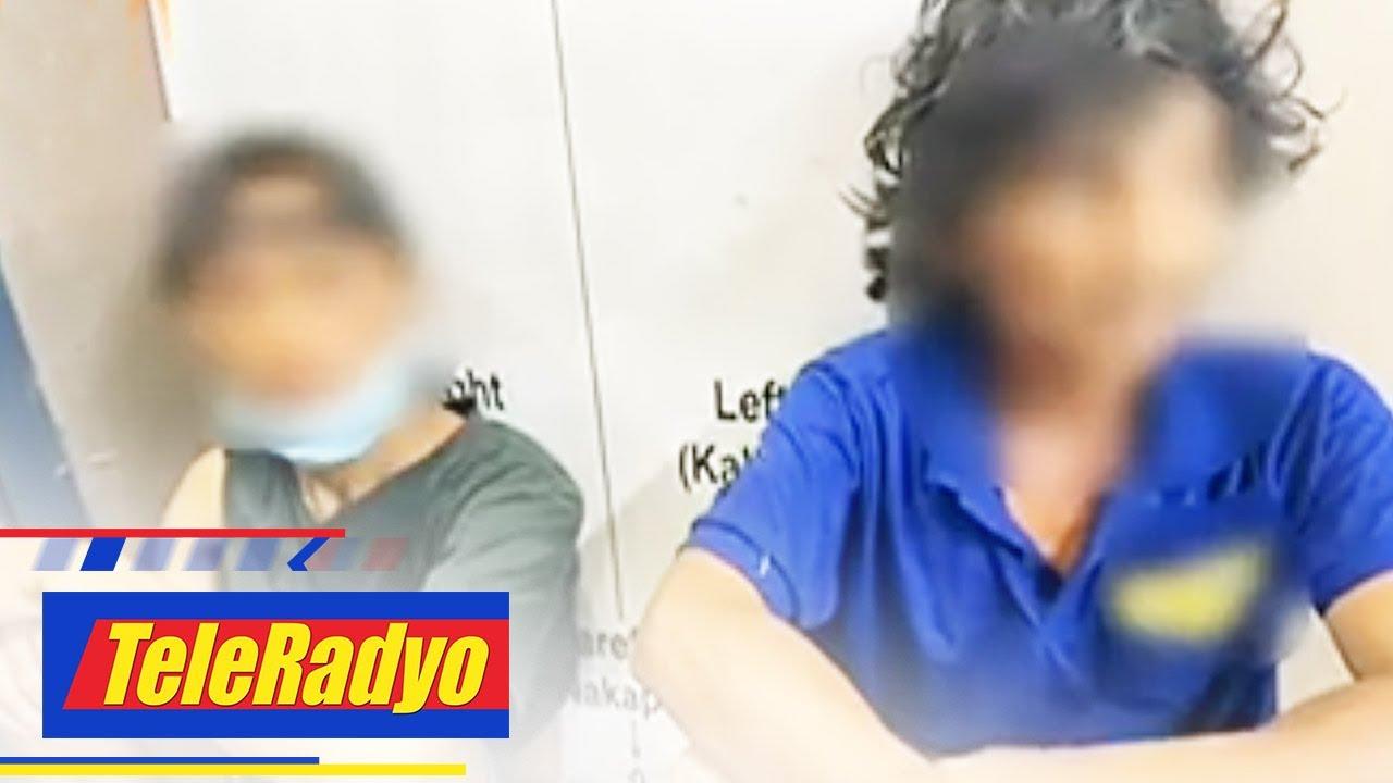 Download 2 lalaki tiklo sa pagnanakaw ng kable ng kuryente sa Ermita | TeleRadyo