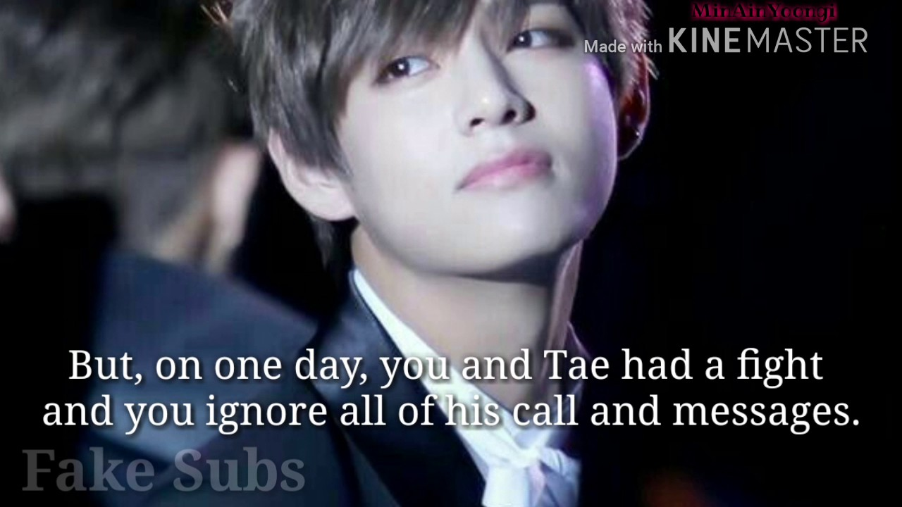 [IMAGINE] Kim Taehyung ❤ As Your Boyfriend