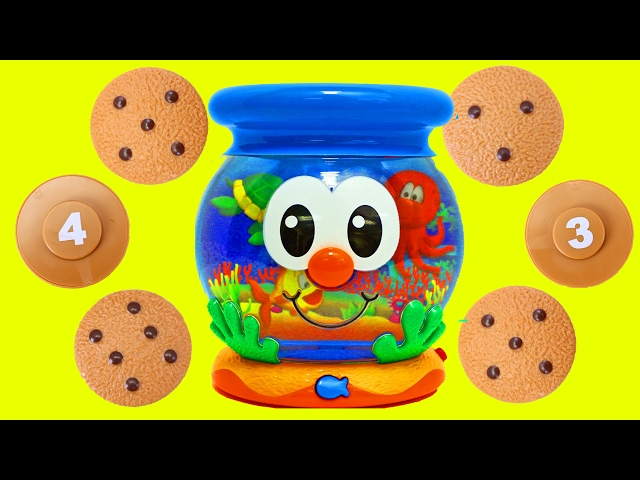 Best Learning Colors & Numbers Video For Kids - Counting & Educational Toys