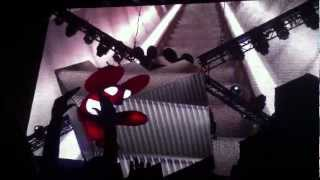 Deadmau5 & Wolfgang Gartner - Channel 42 [NEW TRACK MAY 2012] (Live in Oslo FULL TRACK)