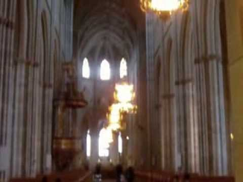 UPPSALA...the biggest church in Scandinavia