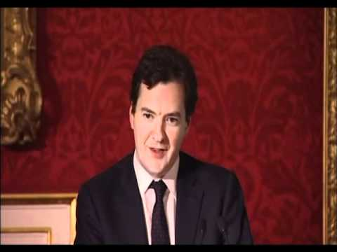 The UK Chancellor speaks at The Prince's Accounting for Sustainability Forum December 2010