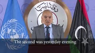UN envoy Ghassan Salame knows Mitiga Airport attacker