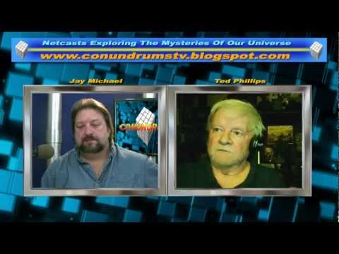 EP#20: Ted Phillips; UFO Landings; Marley Woods; Trace Cases