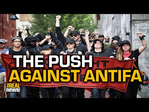 The antifa crackdown is the new Red Scare
