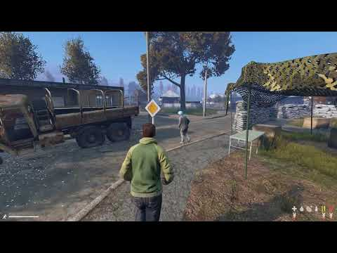 A LOOK AT DAYZ 0.63 STRESS TESTS!!!!
