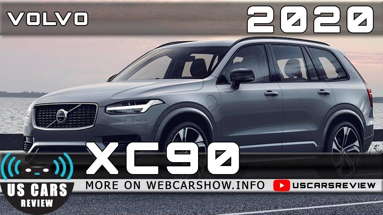 2020 volvo xc90 price cost specs release date