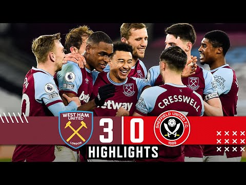 West Ham Sheffield Utd Goals And Highlights