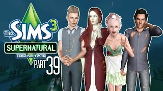 Let's Play: The Sims 3 Supernatural | Part 39 | Nature in the Nude