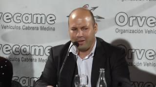 Presentación de la XXI Subida Icod - La Guancha