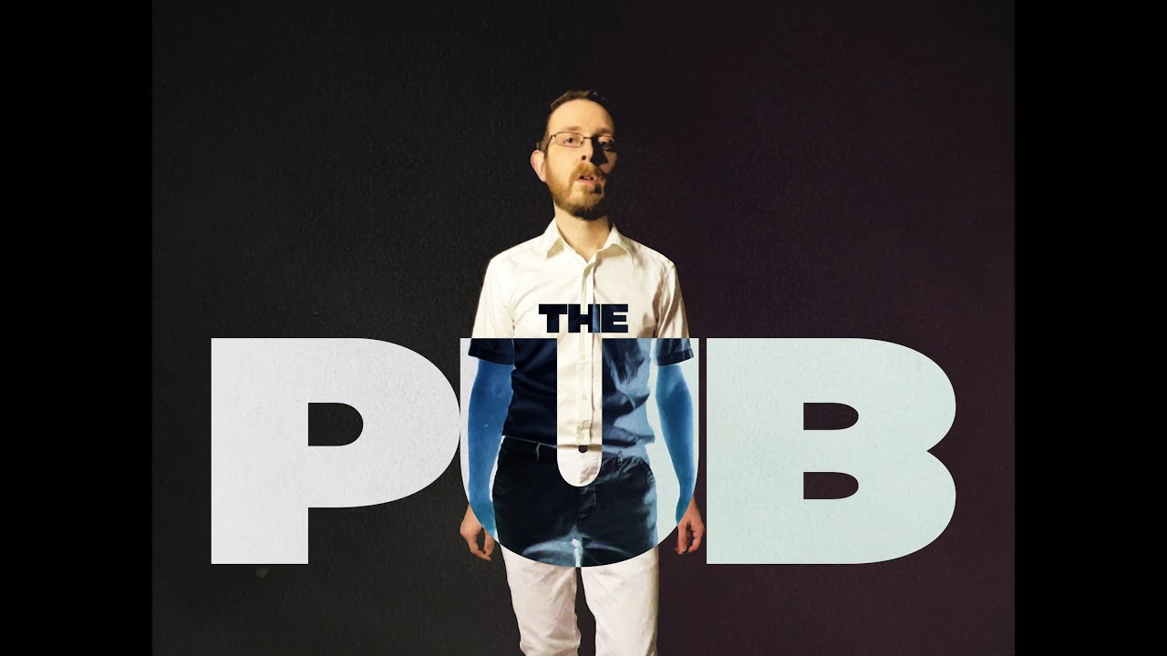 Brett Domino - 'The Pub'