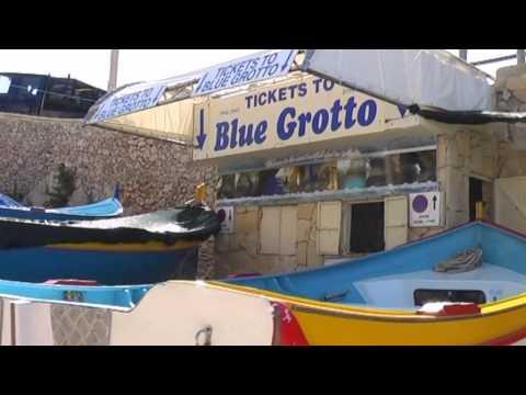 Malta Tour - Valletta - Blue Grotto - Marsaxlokk - Mdina - Popeye Village