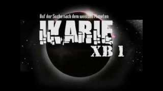 1963 - Ikarie XB 1 - Trailer - Deutsch - German - Jindrich Polak