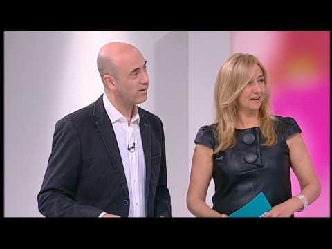 Vicent Guimerà a Espai Terra  TV3 amb el #galeratour