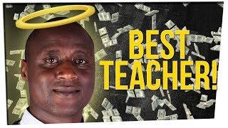 Kenyan Science Teacher Named Best in The World (ft. Dante Basco & Hosted by Nikki)