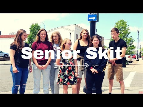Heartland Christian School: Senior Skit 2018