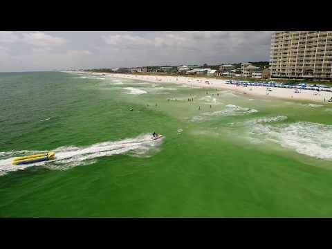 Panama City Beach DJI Pro 4 Drone imagery 4