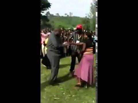 Watch Uganda's Justice Minister, Kahinda Otafiire Dancing Like Michael Jackson