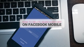 How To Delete Search History On Facebook Mobile